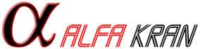 Alfa kran Logo